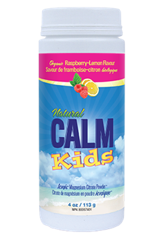 Picture of  Kids Calm Raspberry Lemon, 113g
