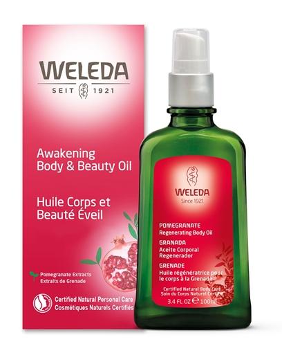 Picture of Weleda Weleda Awakening  Body & Beauty Oil, 100ml