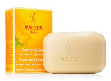 Picture of  Weleda Calendula Baby Bar Soap, 100g