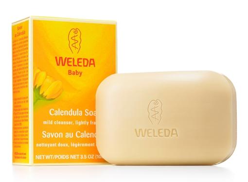 Picture of Weleda Weleda Calendula Baby Bar Soap, 100g