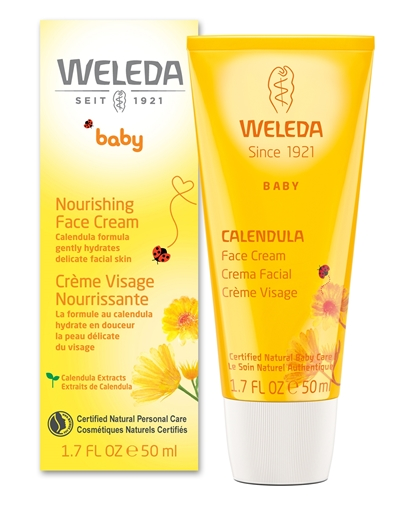 Picture of Weleda Baby Face Cream, 50ml