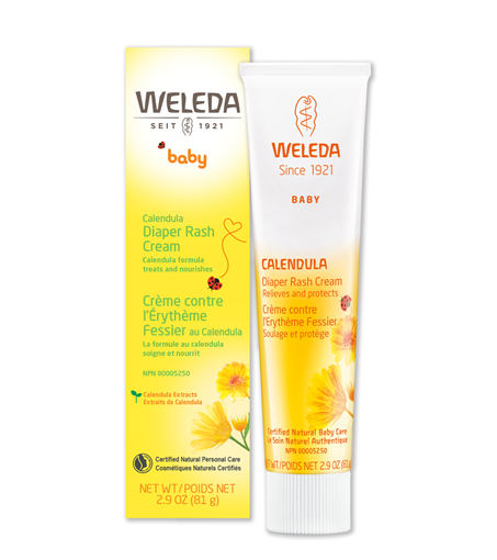 Picture of Weleda Diaper Rash Cream, 81g