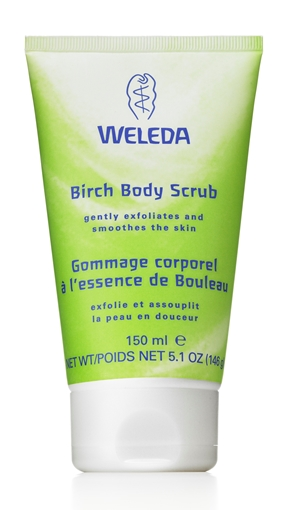 Picture of Weleda Weleda Birch Body Scrub, 150ml