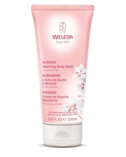 Picture of Weleda Weleda Almond Soothing  Body Wash, 200ml
