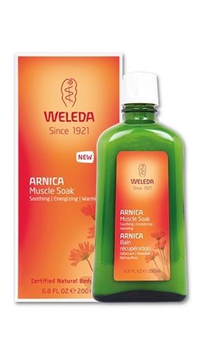 Picture of Weleda Weleda Arnica Muscle Soak, 200ml