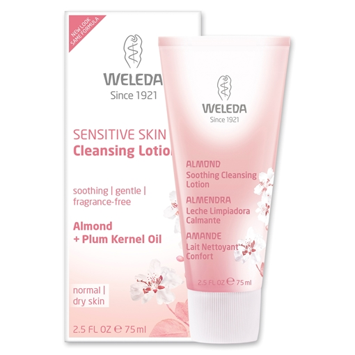 Picture of Weleda Sensitive Care Cleansing Lotion, 75ml