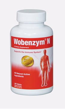 Picture of Wobenzym Wobenzym, 200 tablets