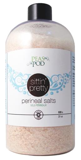 Picture of Peas In A Pod Peas in a Pod Sittin' Pretty Perineal Salts, 600g