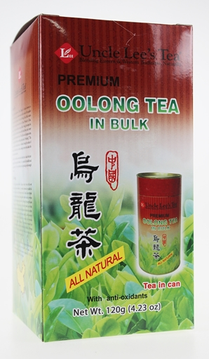 Picture of Uncle Lee's Tea Uncle Lee's Tea Premium Bulk Oolong Tea, 120g