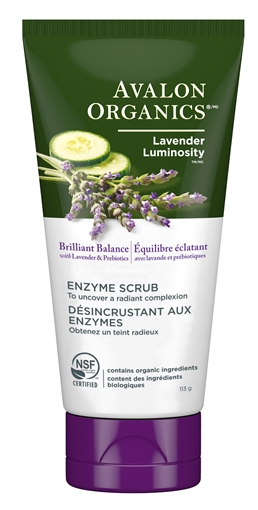 Picture of Avalon Organics Avalon Organics Exfoliating Enzyme Scrub, 113g