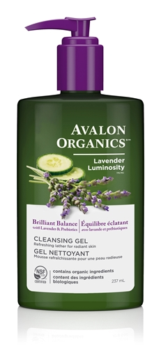 Picture of Avalon Organics Avalon Organics Facial Cleansing Gel, 237ml