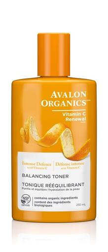 Picture of Avalon Organics Avalon Organics Vitamin C Balancing Facial Toner, 250ml