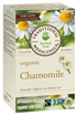 Picture of Traditional Medicinals Traditional Medicinals Organic Chamomile, 20 Tea Bags