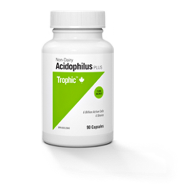 Picture of Trophic Acidophilus Plus, 90 Capsules