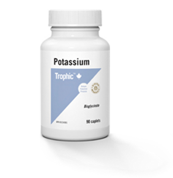 Picture of Trophic Potassium Chelazome, 90 Caplets