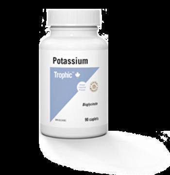 Picture of  Potassium Chelazome, 90 Caplets