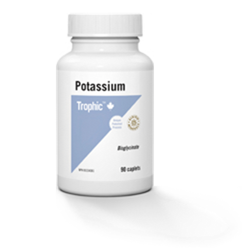 Picture of Trophic Potassium Chelazome, 90 Caplets