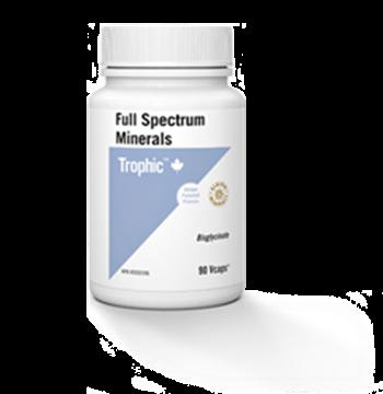 Picture of  Full Spectrum Minerals, 90 Capsules