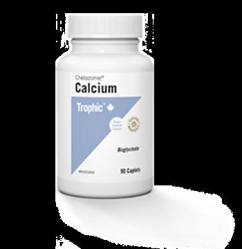 Picture of Trophic Calcium Chelazome, 120 Veg Caps