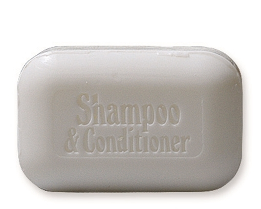 Picture of Soap Works Soap Works Shampoo Bar with Conditioner, 110g