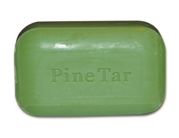 Picture of Soap Works Soap Works Bar Soap, Pine Tar 110g
