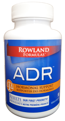 Picture of Rowland Formulas Rowland Formulas Adr Adrenal Health, 90 Tablets