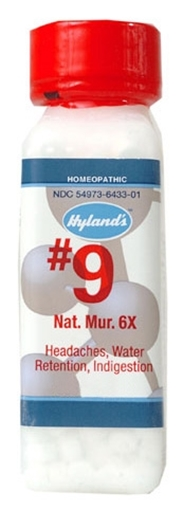 Picture of Hyland's Hyland's Naturm Muriaticum 6X Cell Salts, 1000tabs