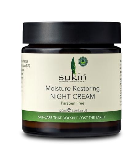 Picture of Sukin Moisture Restoring Night Cream, 120ml