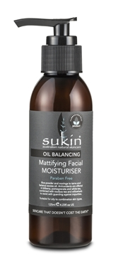 Picture of  Oil Balancing Mattifying Facial Moisturizer, 125ml
