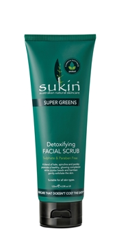 Picture of  Super Greens Detoxifying Facial Scrub, 125ml