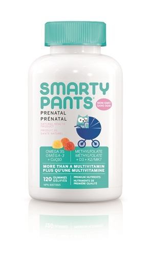 Picture of SmartyPants SmartyPants Prenatal Complete, 120 Gummies