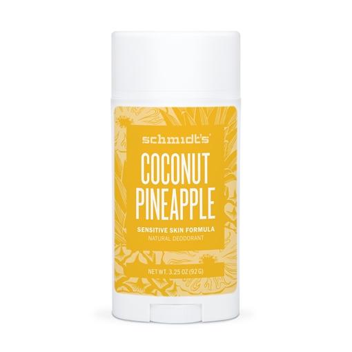 Picture of Schmidt's Naturals Coconut Pineapple Sensitive Skin Deodorant, 92g