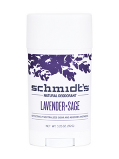 Picture of Schmidt's Naturals Lavender  + Sage Deodorant, 92g