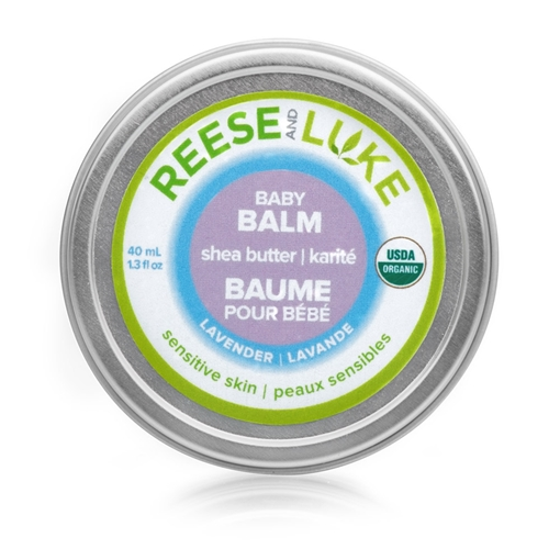 Picture of Reese and Luke Reese and Luke Shea Butter Baby Balm, Lavender 40ml