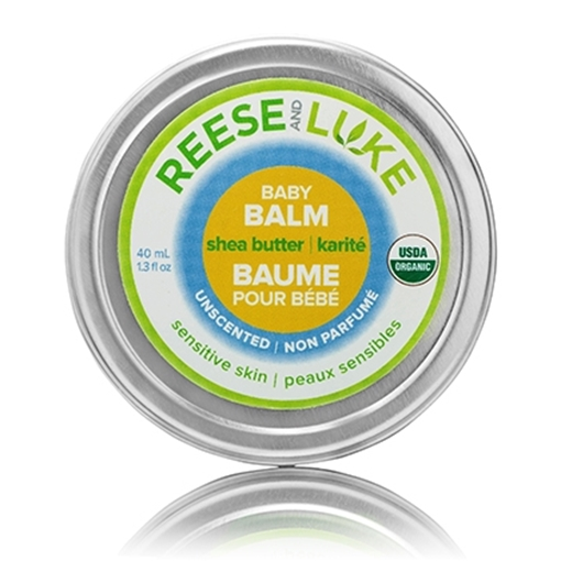 Picture of Reese and Luke Reese and Luke Shea Butter Baby Balm, Unscented 40ml