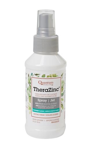 Picture of Quantum Thera Zinc Throat Spray, 4oz