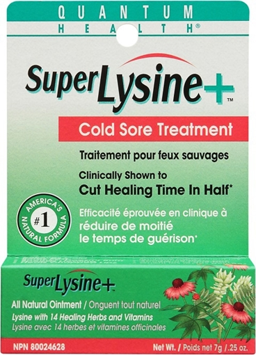 Picture of Quantum Super Lysine Plus+ Ointment, 7g