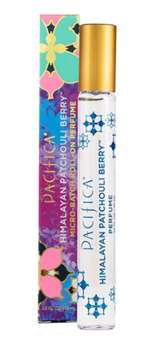 Picture of Pacifica Pacifica Roll-On Perfume, Himalayan Patchouli Berry 3ml