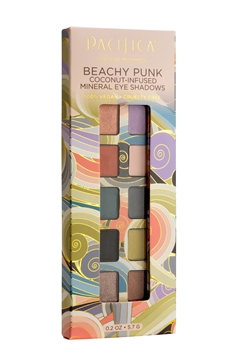 Picture of  Mineral Eyeshadow Palette Beachy Punk, 5.6g