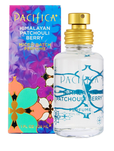 Picture of Pacifica Himalayan Patchouli Berry Spray Perfume,  1 oz