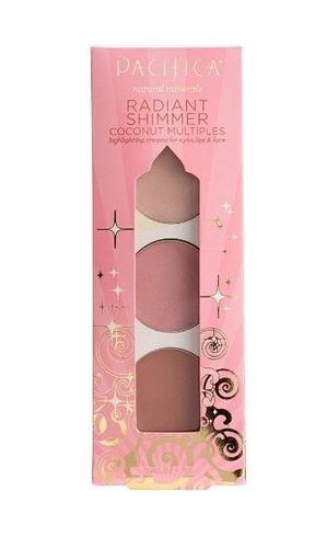 Picture of Pacifica Pacifica Radiant Shimmer Coconut Multiples, 11g