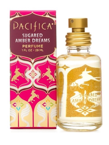 Picture of Pacifica Sugared Amber Dreams Spray Perfume, 1 oz