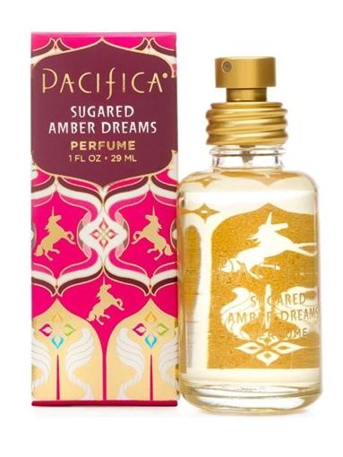 Picture of Pacifica Sugared Amber Dreams Spray Perfume, 1 oz