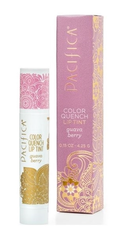 Picture of Pacifica Pacifica Color Quench Lip Tint, Guava Berry 4.25g