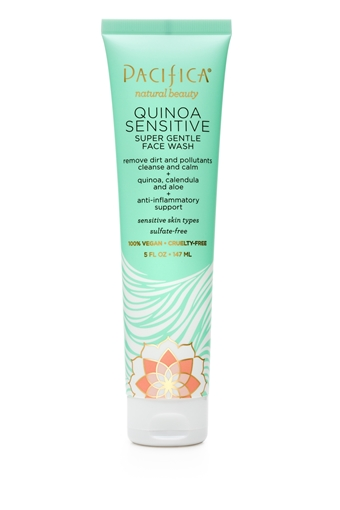 Picture of Pacifica Pacifica Quinoa Sensitive Face Wash, 147ml