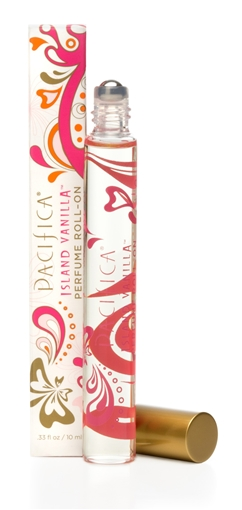 Picture of Pacifica Pacifica Roll-On Perfume, Island Vanilla 10ml