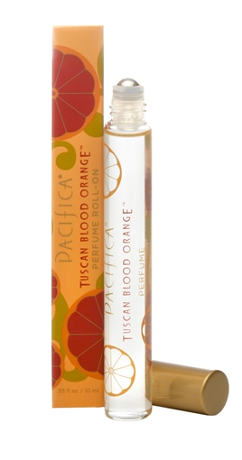 Picture of Pacifica Pacifica Roll-On Perfume, Tuscan Blood Orange 3ml