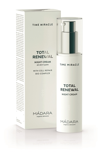 Picture of Mádara Time Miracle Total Renewal Night Cream, 50ml