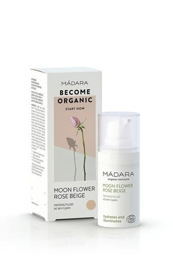 Picture of Mádara Madara Moonflower Rose Beige Tinting Fluid, 15ml