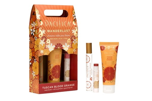 Picture of Pacifica Pacifica Wanderlust Set, Tuscan Blood Orange 3-Pack